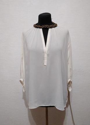 Стильная элегантная блуза zara