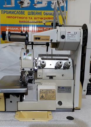 Оверлок для вшивания резинки Jack JK 788-3-54 A,Pegasus 752