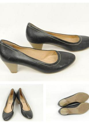 № 23/19  женские туфли  5th avenue натур кожа размер 38/39