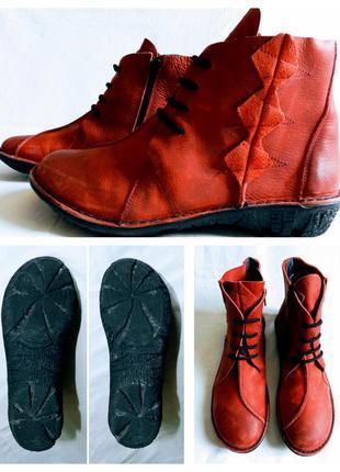 Полусапожки ботинки alce. размер 40