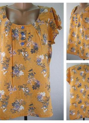 № 4/53      женская блуза next.в  размер 54/56