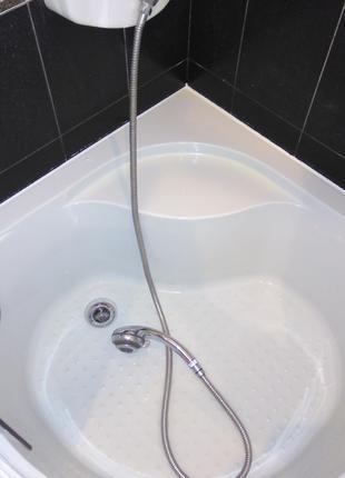Устранение течи душевых кабин и ванн