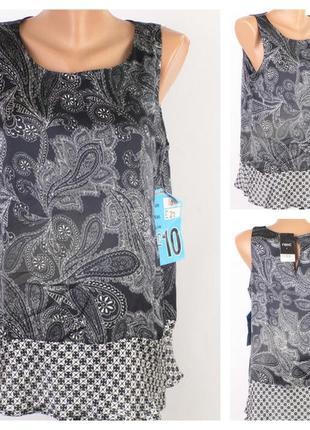 № 17/10  женская блуза next     новая. размер 44 (10)