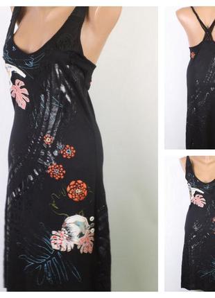 № 2/45  женское платье nts  размер 46/48 (14)