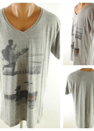 № 04/8  мужская футболка watsons  размер 48/50