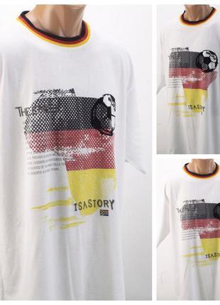 № 26/2  мужская футболка wm размер 52/54 (xl).