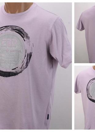 № 26/16  мужская футболка funky buddha новая размер 46/48 (м