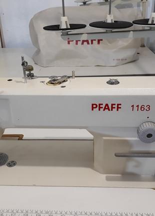 Швейная машина Pfaff 1163, Pfaff 1163 Автомат