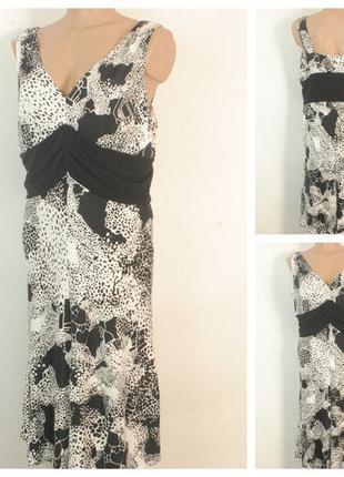 Летнее  платье размер 52/54 (16)