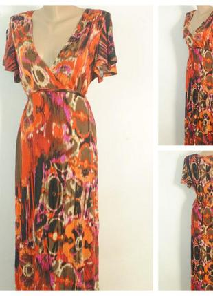 Летнее платье размер 46/48 (м)