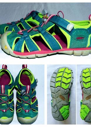 Босоножки сандалии keen seacamp ii cnx. размер 31