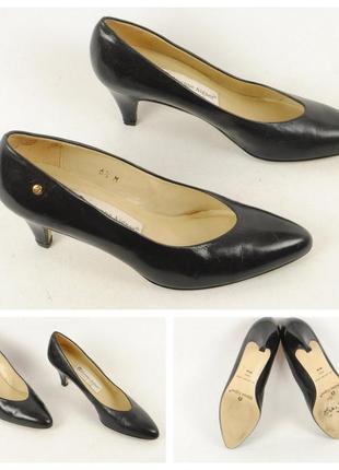 10/34   туфли натур кожа размер 36