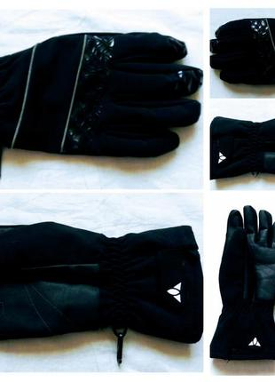 Перчатки vaude (moto-bike). размер 9
