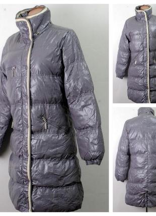 16/5 зимнее женское пальто cars jeans размер 46/48