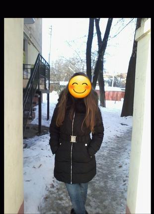 Срочно! Зимние пальто-пуховик