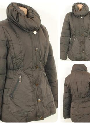 30/4  куртка женская  mexx зимняя  размер 44