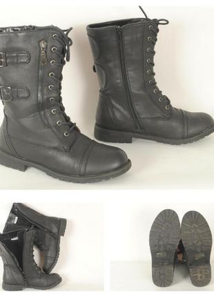 6/24 ботинки демисезонные journee collection размер 38/39.