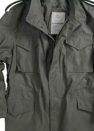Куртки Alpha Industries M-65 + подстежка ALS/92 LINER -25% SALE