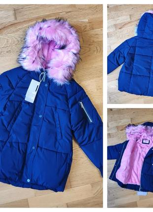 Куртки зимние f&d венгрия размерный ряд: 8-10-12-14-16