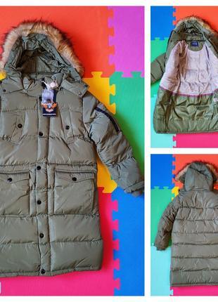 Куртки зимние grace. венгрия размерный ряд: 8-10-12-14-16