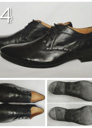 Мужские туфли geox. размер 44 / 30см