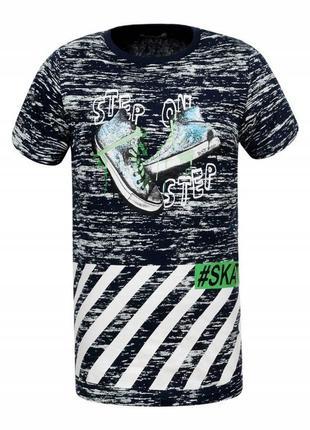 🔥крутые футболки для мальчиков. glo-story 110-160