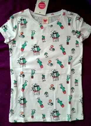 🔥суперовые футболки для девочек.  glo-story.  венгрия