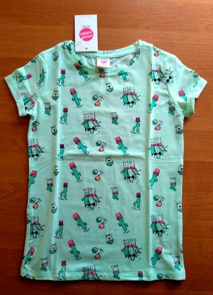 🔥суперовые футболки для девочек. венгрия. glo-story