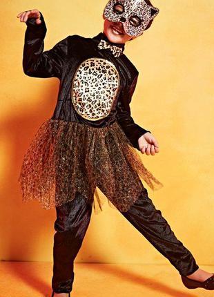 Карнавальный костюм кошечка на рост 146-152 италия