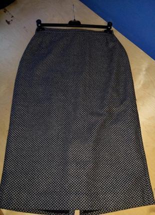 Винтажная юбка  франция