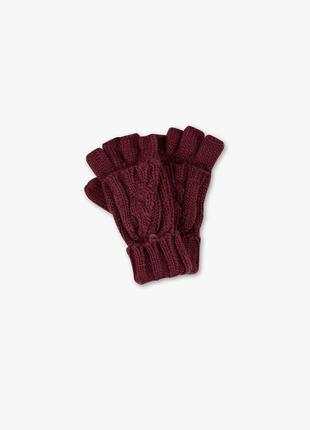 Перчатки варежки c&a