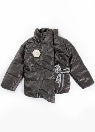 Демисезонная куртка курточка для девочки детская