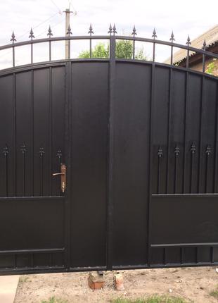 Ворота, калитки.