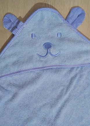 Полотенце уголок для новорожденных, Новый