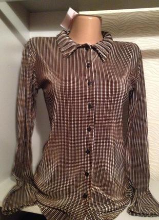 Оригинальная блузочка офис.165