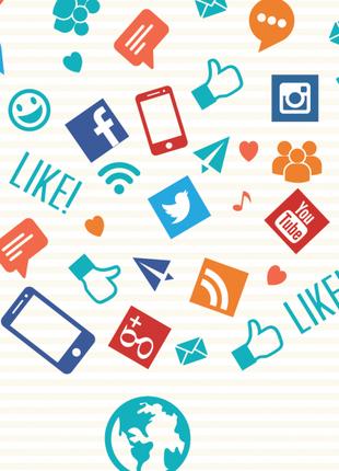 SMM продвижение. Маркетинг в социальных сетях