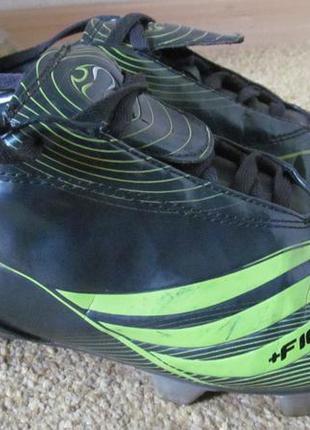 Бутсы футбольные(копочки) adidas f10 р.38(24.5см) оригинал