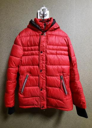 Зимняя куртка пуховик (м)