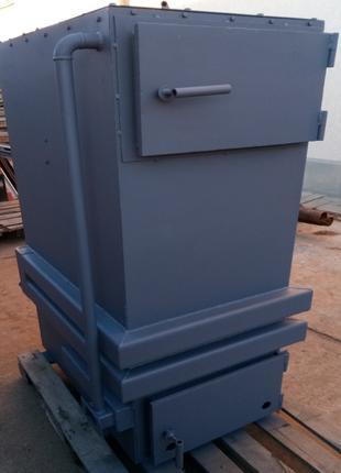 Котел твердотопливный ДрК - 75, мощность - 75 кВт.