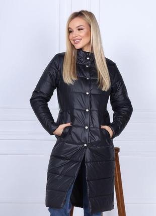 Куртка длинная, пуховик, пальто