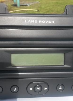 Радио и CD-проигрыватель на Land Rover