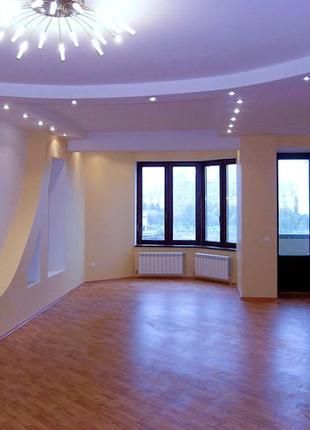 Комплексный ремонт квартир. Все виды ремонта.