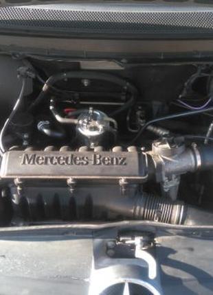 Двигатель Мотор Демфер Форсунки Медес Ванео А170 Mercedes 1.7 Cdi