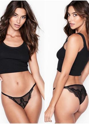 Victoria's secret luxe lingerie  оригинал, сексуальные трусики...