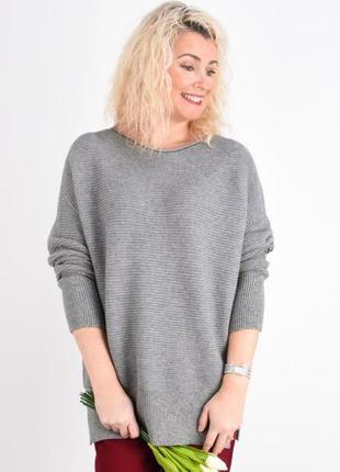 Теплый свитер fenella(италия) 14---48-50 размер.