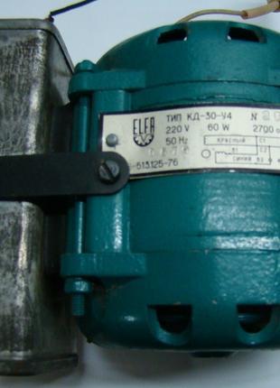 Электродвигатель однофазный конденсаторный