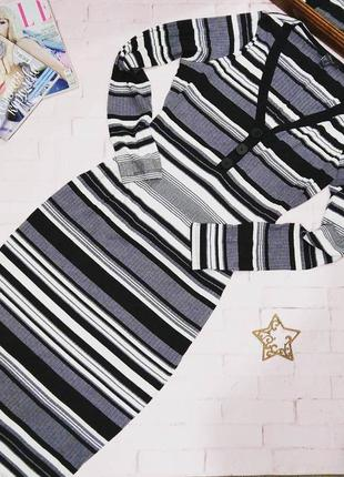 Скидки!!! платье свитер по фигуре из вязаного трикотажа в поло...
