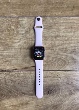 Apple Watch 4 series 40mm rose gold