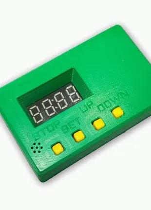 Корпус для реле времени XY-BJ с часами реального времени.