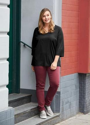 Стильные джинсы большой размер 54